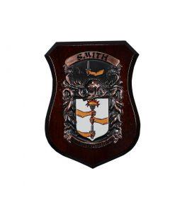 Single Shield The Lancelot - Heraldry Shop House of Names, Dublin, Ireland