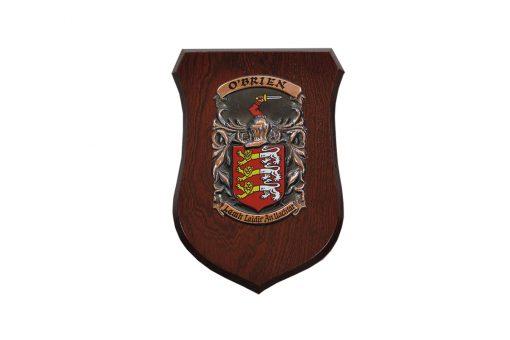 The Conqueror Shield - Heraldry Shop House of Names, Dublin, Ireland